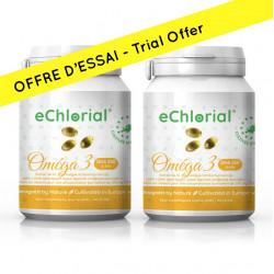 Vegan Omega 3 250mg DHA + 125mg EPA | 4 Months