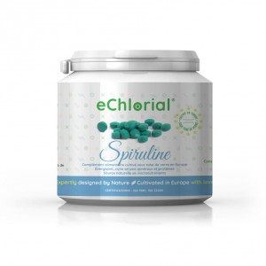 Boite Eco - 3 mois de Spiruline Premium