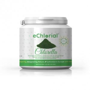 3 mois de Premium Chlorella Bio - Poudre