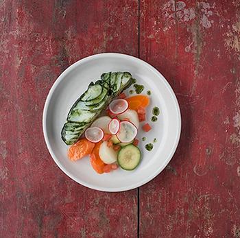 Cuisine au plancton