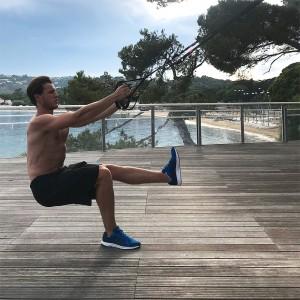 Morgan Biancone - Training