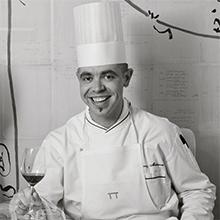 Thierry Méchinaud, Chef