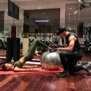 Morgan Biancone Salle Fitness