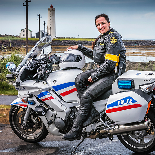Inga Birna Police