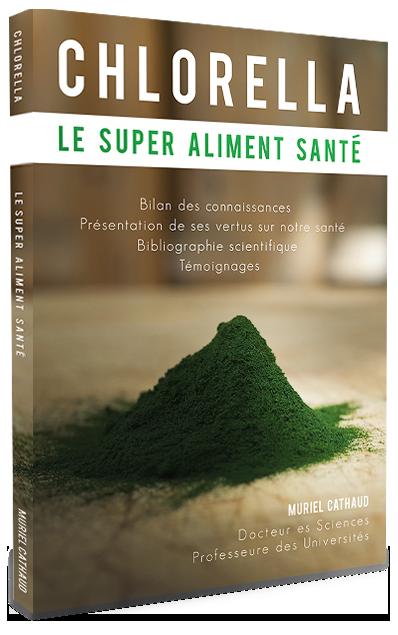 Livre sur la Chlorella en Francais